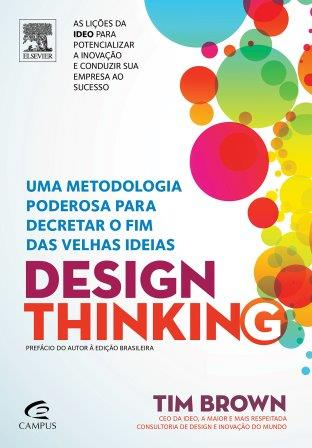 Capa Design Thinking